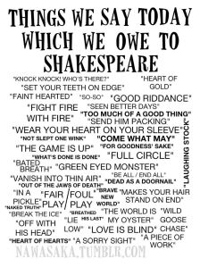 why is shakespeare still relevant today